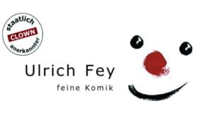Ulrich-Fey-feine-Komik - Clouwns und mehr - Logo- und Signet3